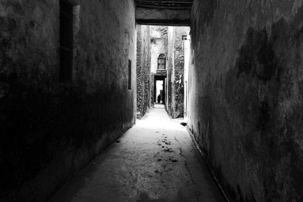 Alleys of Lamu